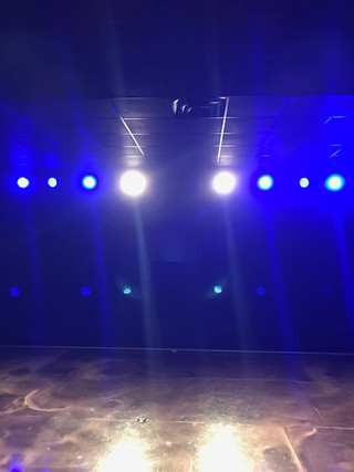 View from Back of Stage