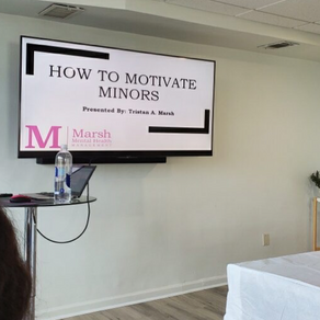 How To Motivate Minors Workshop in Washington, DC