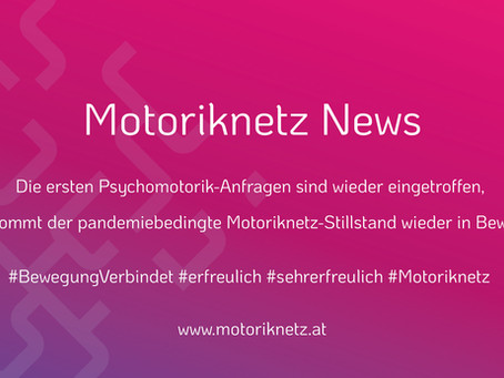 Motoriknetz News
