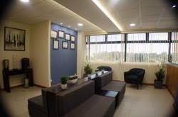 Comodas salas de espera