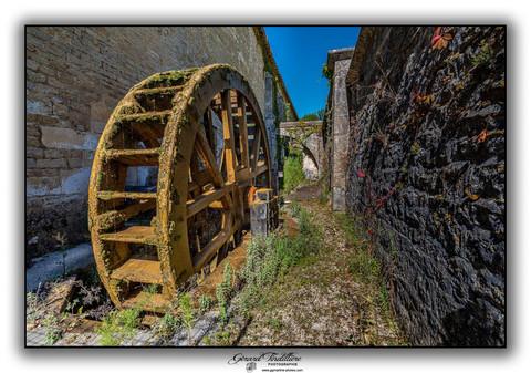 Roue du moulin