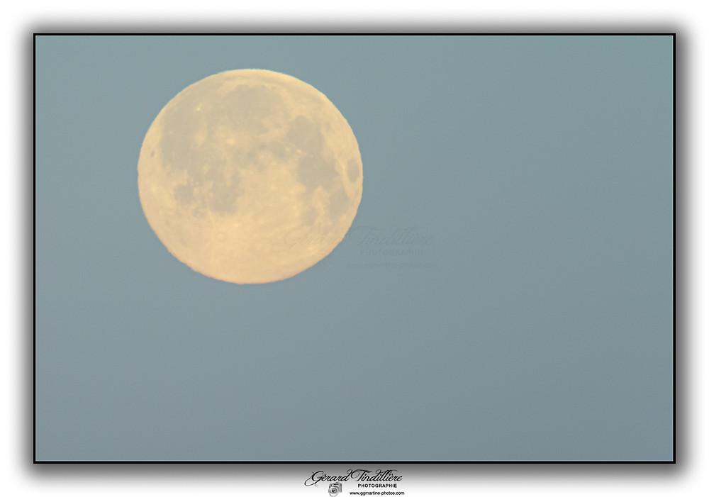 Plein-lune - Lune - Vitry-le-François