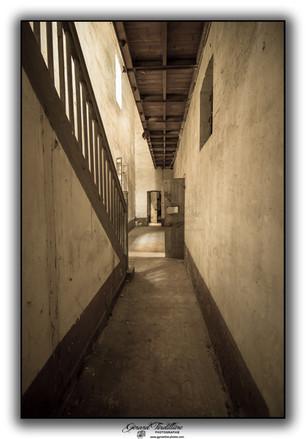 Couloir cellules