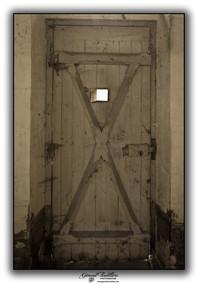 Porte de cour