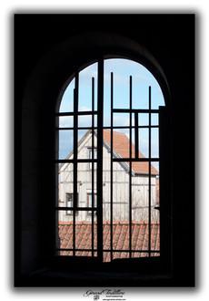 Fenêtre de la chapelle