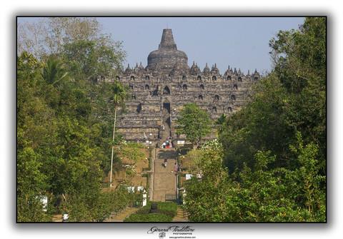 Temple de Borobudur