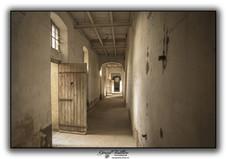 Couloir principal rez de chaussée