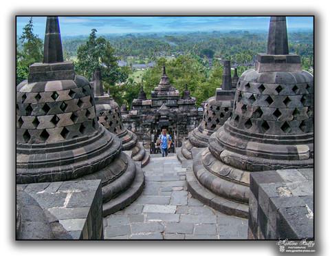 Stupa de Borobudur