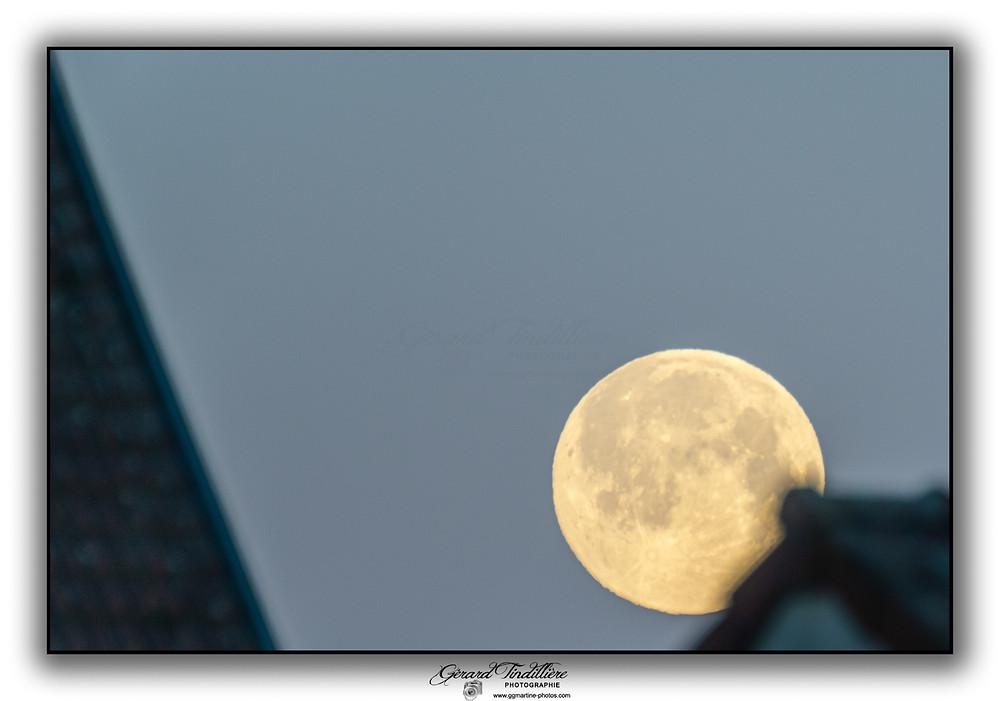 Pleine-Lune - Lune - Vitry-le-François
