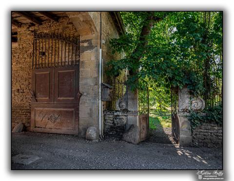 Porche et portail