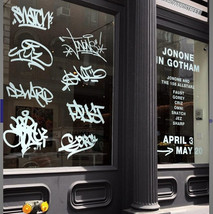 "Group show ""Jonone in Gotham"" @ Agnes B. Gallery"