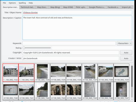 Photini – Comment éditer les métadonnées de vos photos