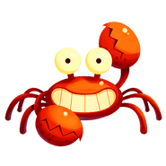 Le crabe info
