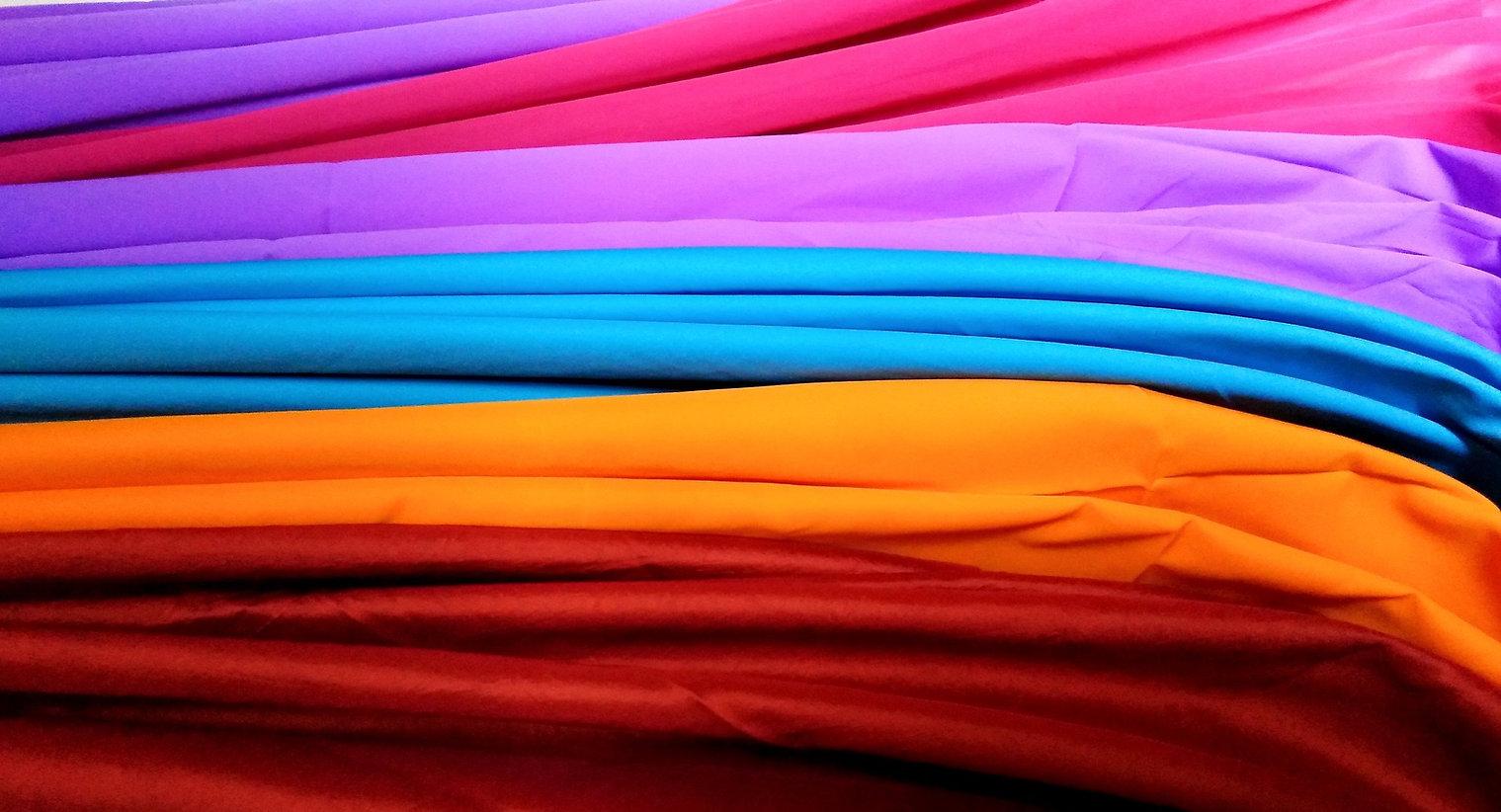 Drapery colour Options