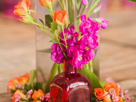 PLANNING YOUR WEDDING BOUQUET -  10 SUPER SCENTED FLOWERS