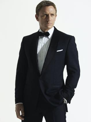Daniel Craig image from Pinterest