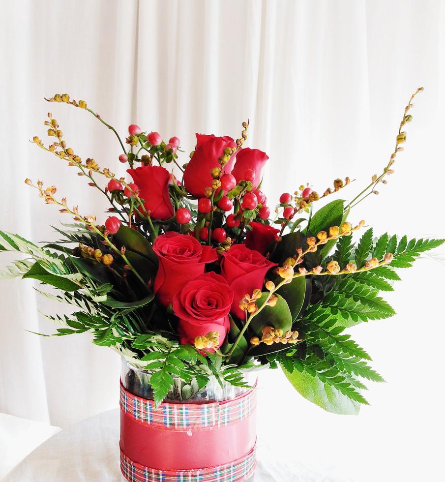 Rose Floral Display