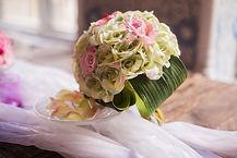 Leeds Faux flower wedding bouquets