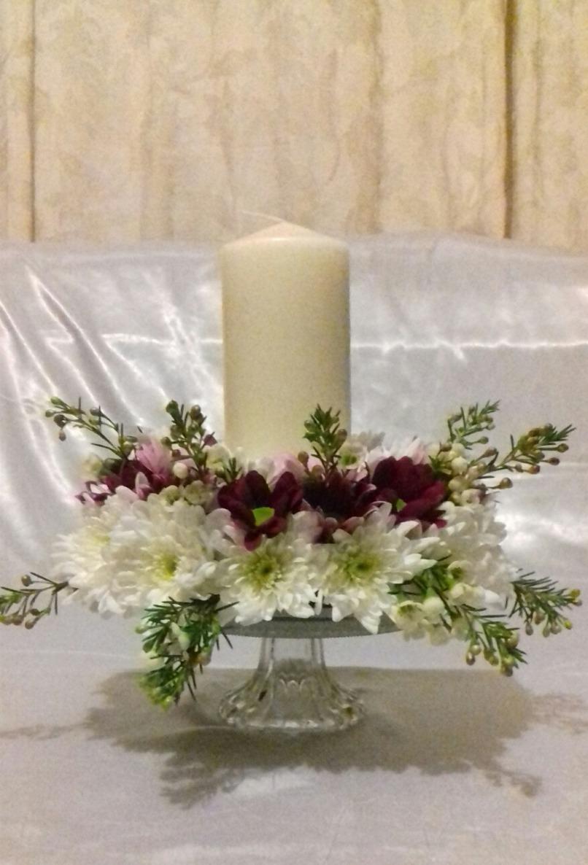 Floral Wreath Centrepiece