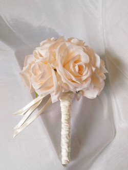 Ivory Posy Bouquet