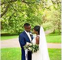 Zara and Terence wedding flowers