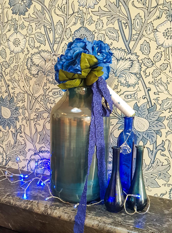 PC Creations Leeds Faux Flower Bouquet