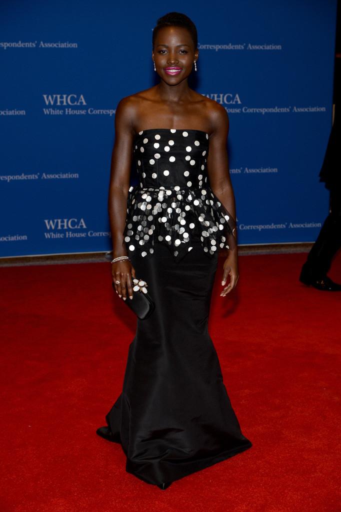 Lupita Nyongo / Image from stylebistro.com