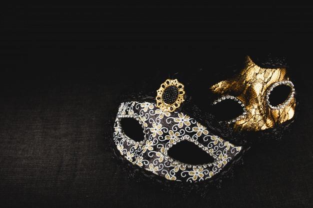 masquerade masks image courtesy of freepik