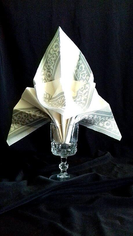 Napkin Fold (Fleur du Lis)_edited