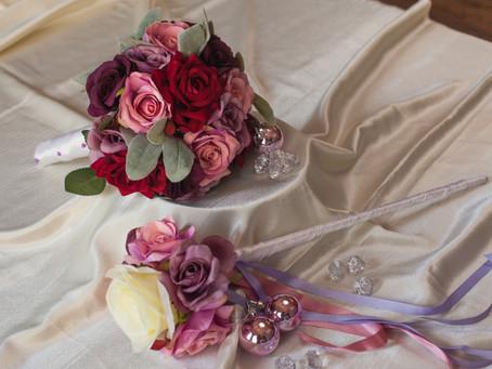 CHOOSING YOUR WEDDING FLOWERS IN 2019 - Part 1