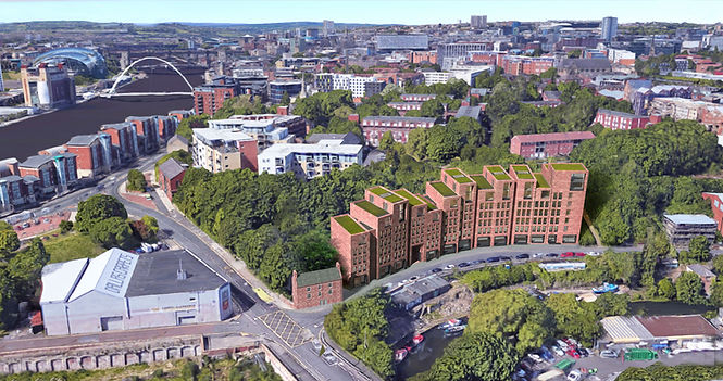 Lime St - Aerial with Doocot 02.jpg
