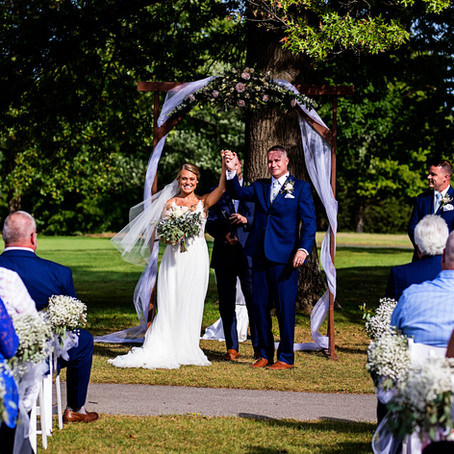 The Country Club of Indianapolis | Stunning Country Club Wedding | Rachel & Kaleb
