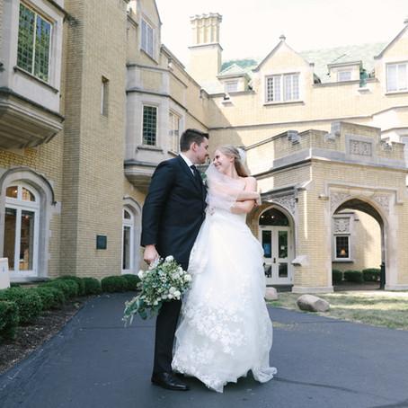 Laurel Hall | Enchanted Wedding | Emma & Sam