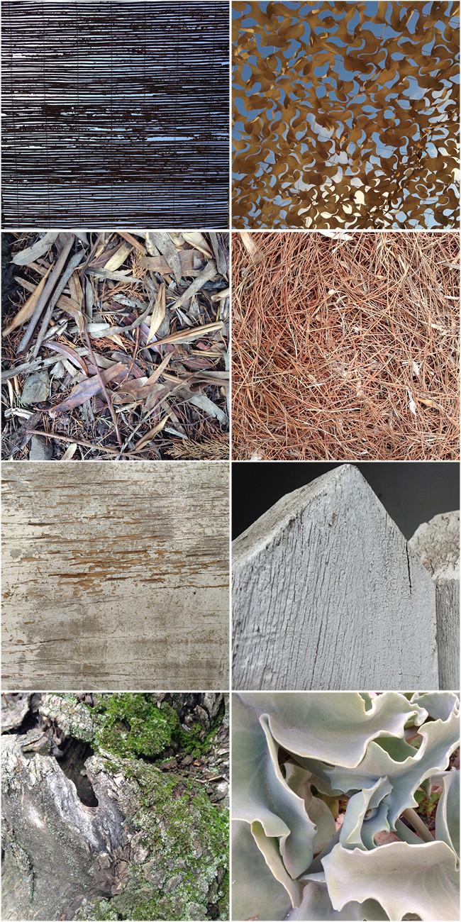 Cuaderno de Verano 2: Texturas veraniegas