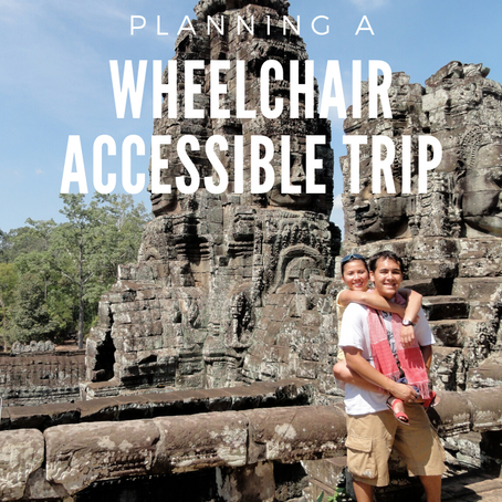 Planning a Wheelchair Accessible Trip | Traveling the World in a Wheelchair