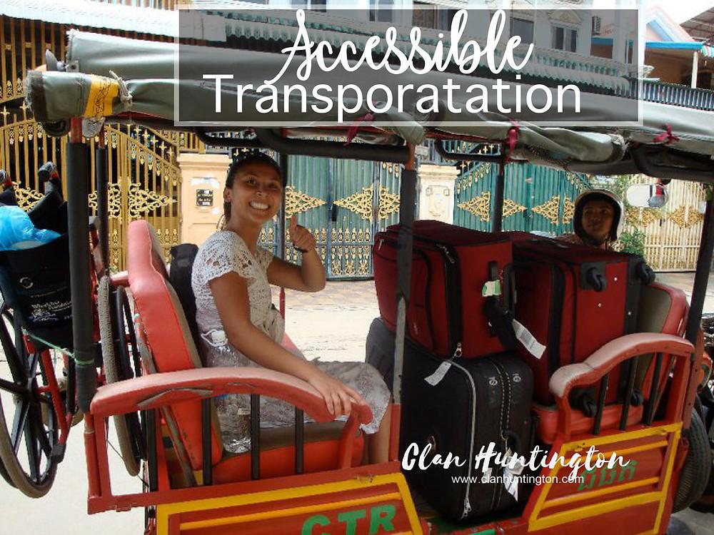 Accessible Travel Cambodia
