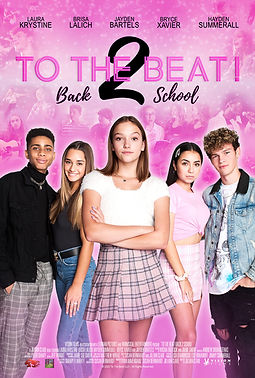 To The Beat! Back 2 School Final poster.