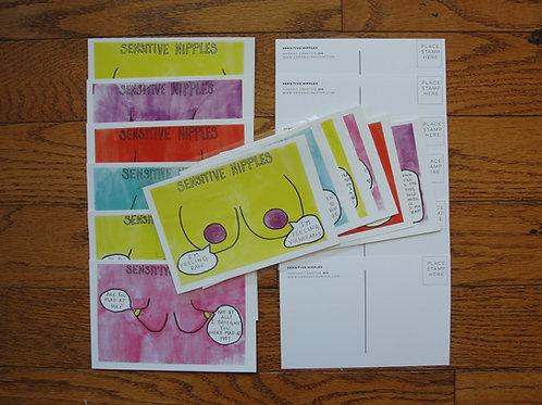 Postcard Pack (set of 6)