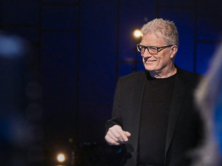 Best Public Speakers Series: Studying Ken Robinson