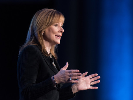 Best Public Speakers Series: Studying Mary Barra