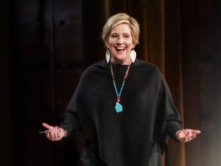 Best Public Speakers Series: Studying Brené Brown