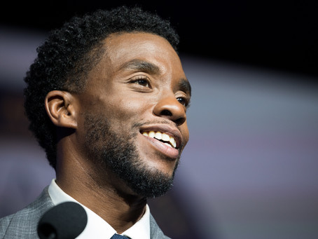 Best Public Speakers Series: Studying Chadwick Boseman