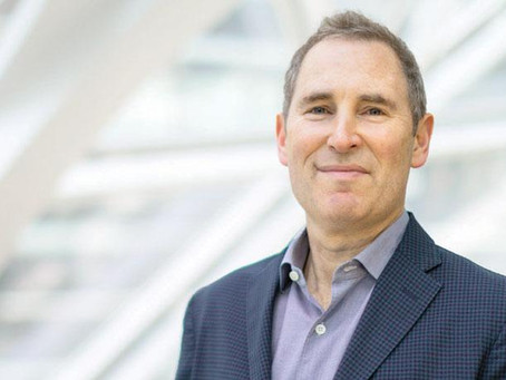 Best Public Speakers Series: Studying Andy Jassy