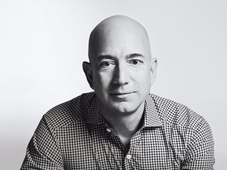 Best Public Speakers: Studying Jeff Bezos