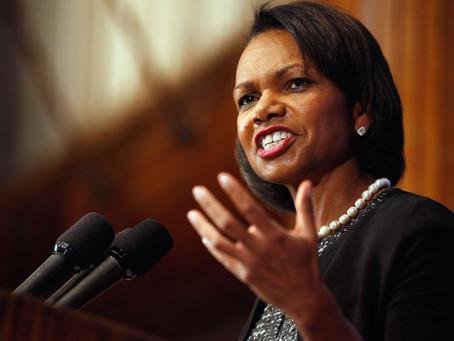 Best Public Speakers Series: Studying Condoleezza Rice