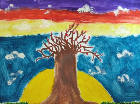 L'arbre poétique de Leïla