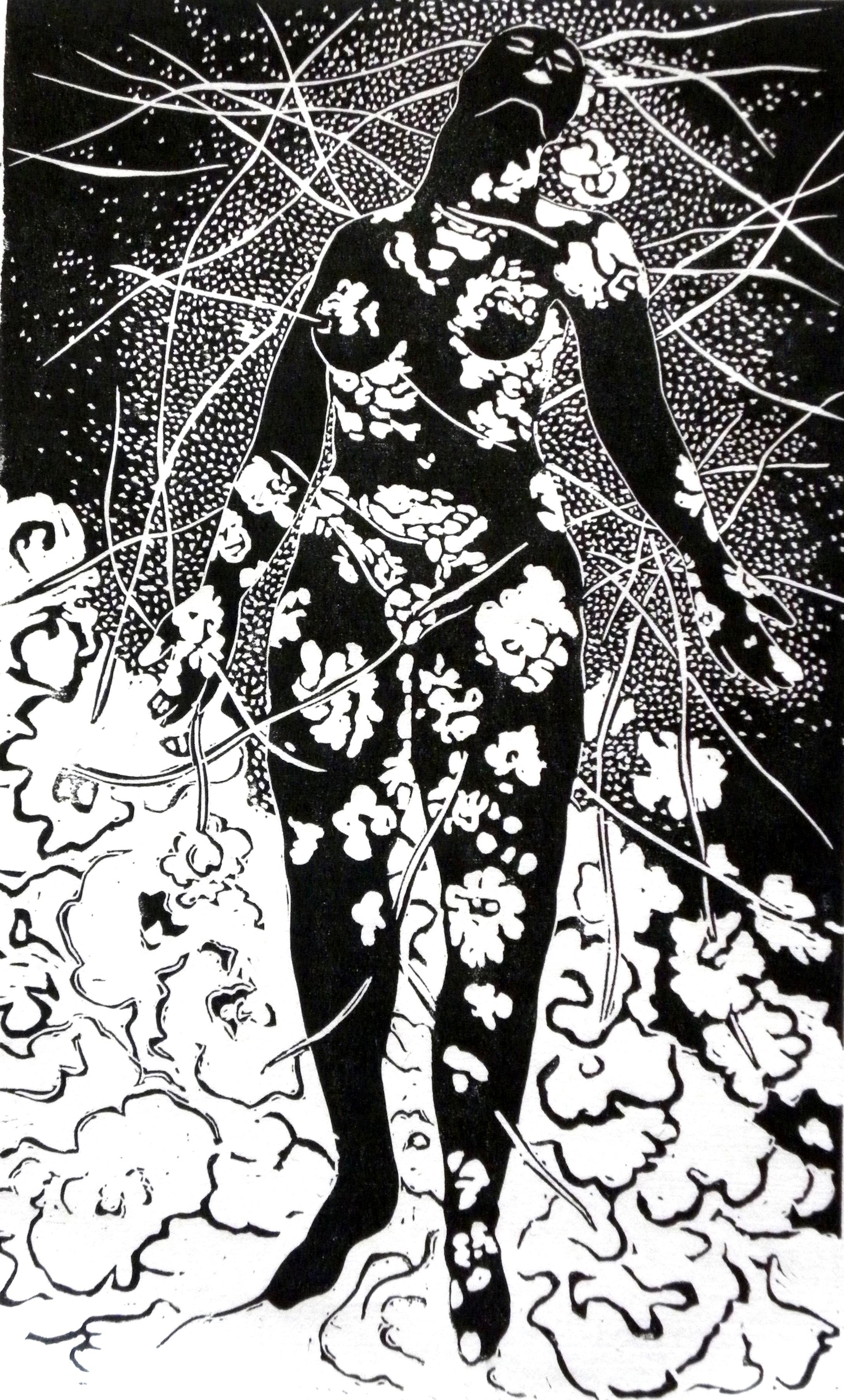 Pommier blanc