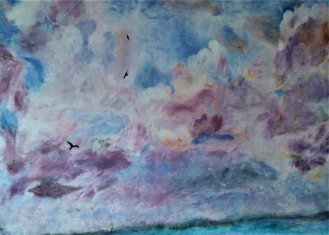 Les nuages de Patricia
