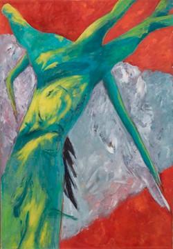 L'ange de l'eucalyptus