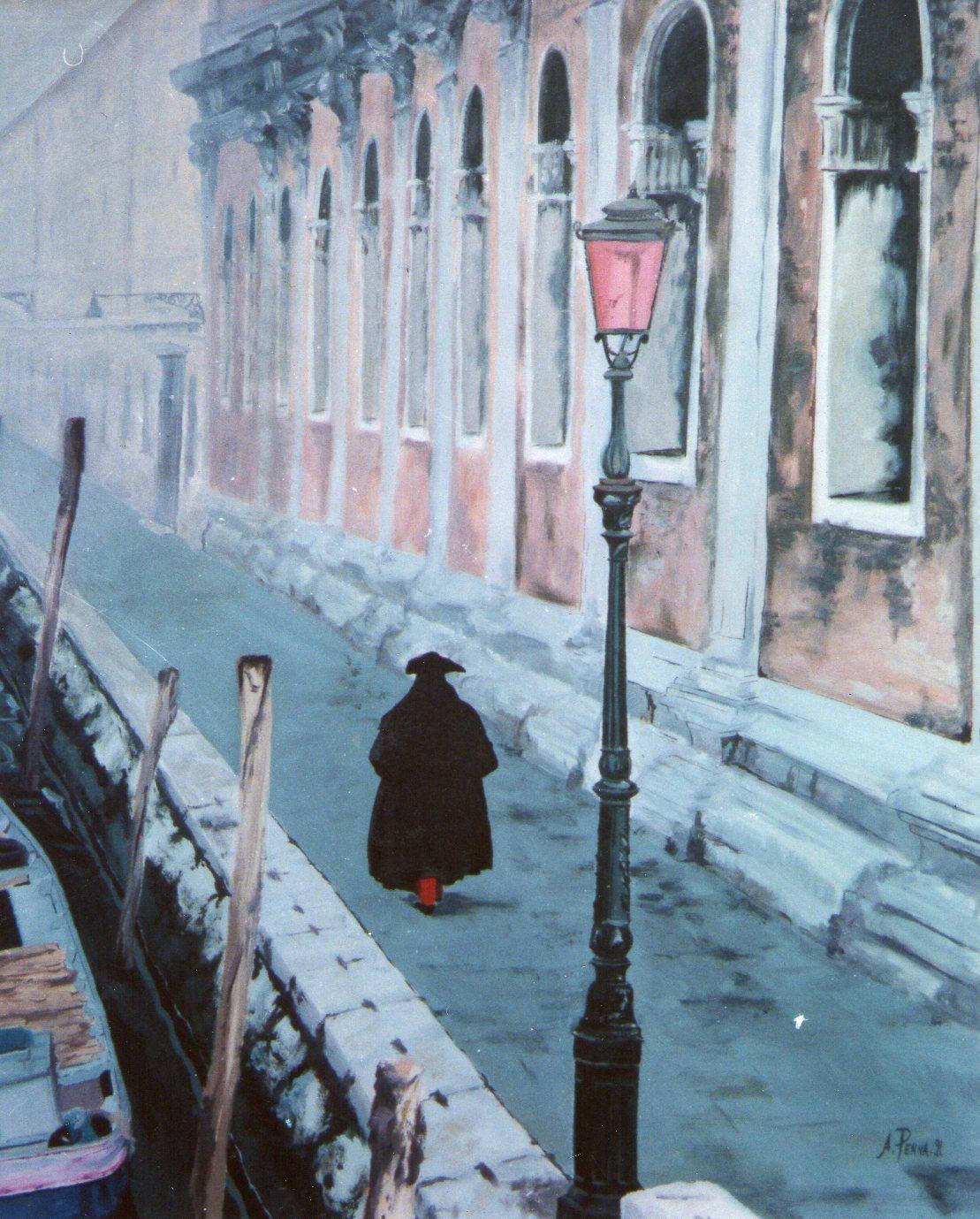 Personnage Venise